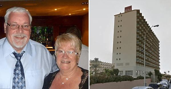 Parets drömresa till Spanien blev katastrof – När de gick ut på balkongen så förändrades allt!