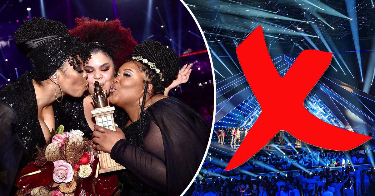 Eurovision Song Contest ställs in på obestämd tid