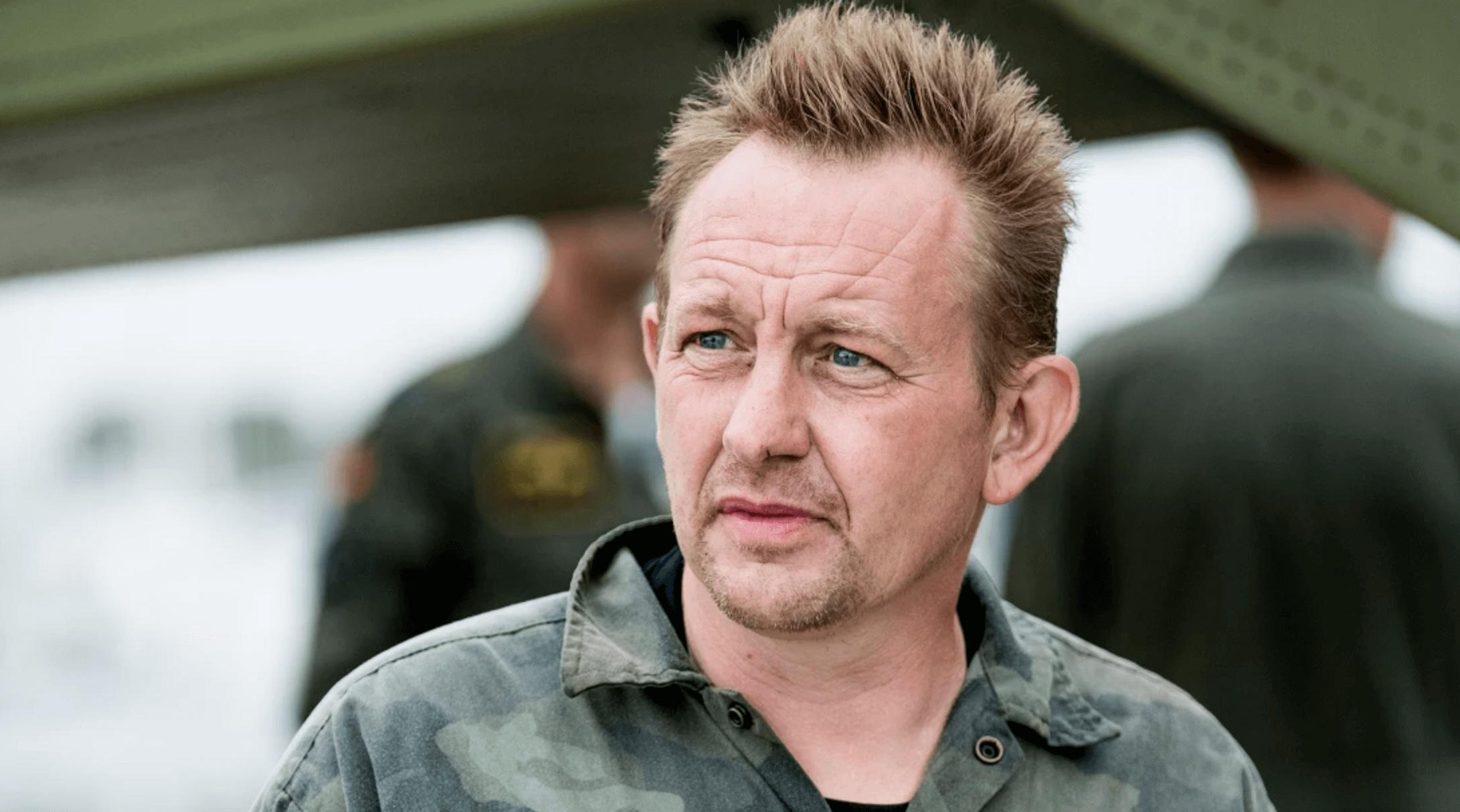 Ubåtsmannen Peter Madsen har gift sig – men se här vem!