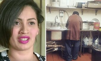 Kaféägaren gav en hemlös man ett jobb- 2 veckor senare är hon helt chockad!