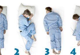 Hur sover du? Effekten din sovställning har på din hälsa är OTROLIG!