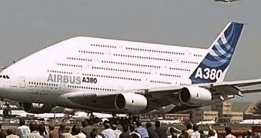 Här är världens största flygplan – hade du vågat åka någon av dessa?