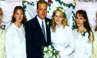 Mannen gifter sig med 5 kvinnor, men vad som händer i deras hus chockar alla!