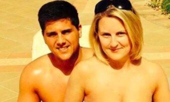 Hennes man dog – då upptäckte hon en hemsk detalj på bilden som förändrade allt!