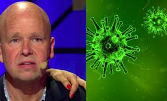 """Lasse Kronér smittad av corona – """"Fruktat för sitt liv"""""""
