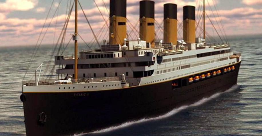 Titanic 2 är snart klar – vänta tills du ser insidan