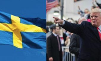"Trumps nya Sverige-pik – ""Jag skulle kunna visa er"""