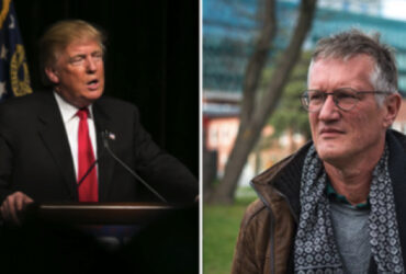 """Trumps nya Sverige-attack: """"Ni har sån tur att jag är.."""""""